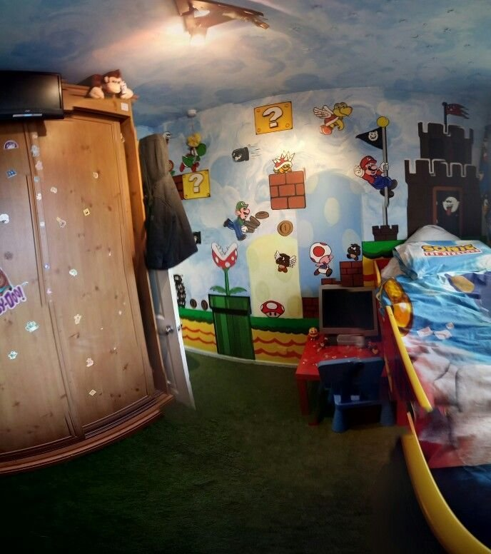 Best Sonic Room Sonic Gamer Room Pinterest With Pictures
