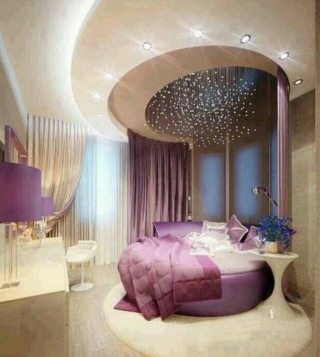 Best Cute Purple Bedroom Ideas For The Twins Bedrooms Pinterest With Pictures