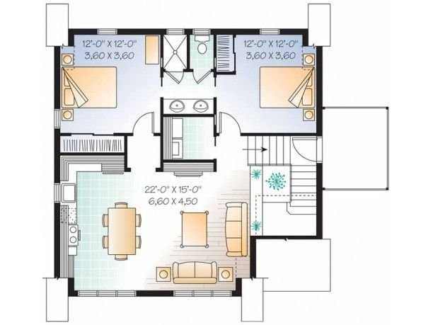 Best Shedfor Garage Apartment Plans 2 Bedroom With Pictures