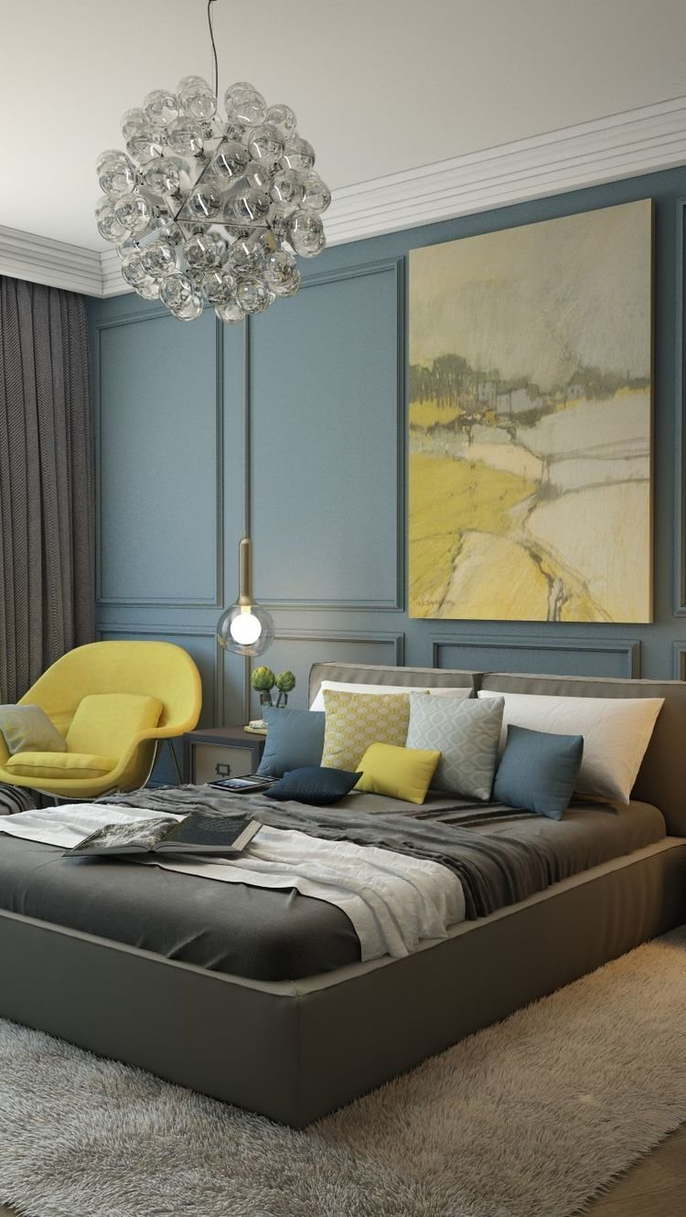 Best 1000 Ideas About Blue Yellow Bedrooms On Pinterest With Pictures
