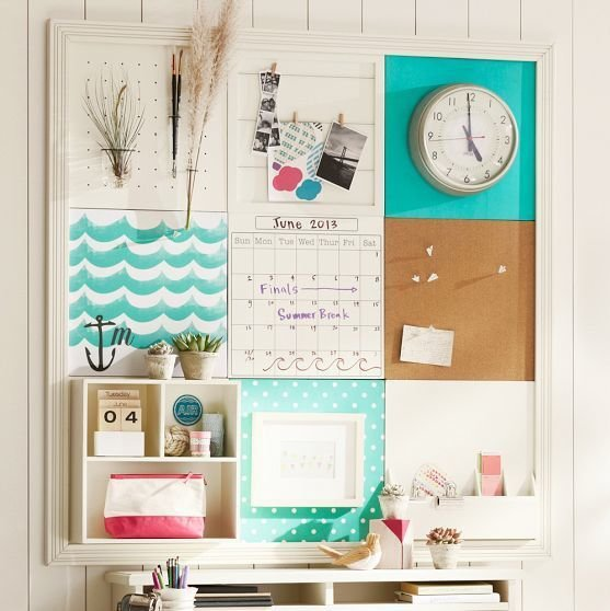 Best Amazing Bulletin Board Bedroom Decorating Pinterest With Pictures