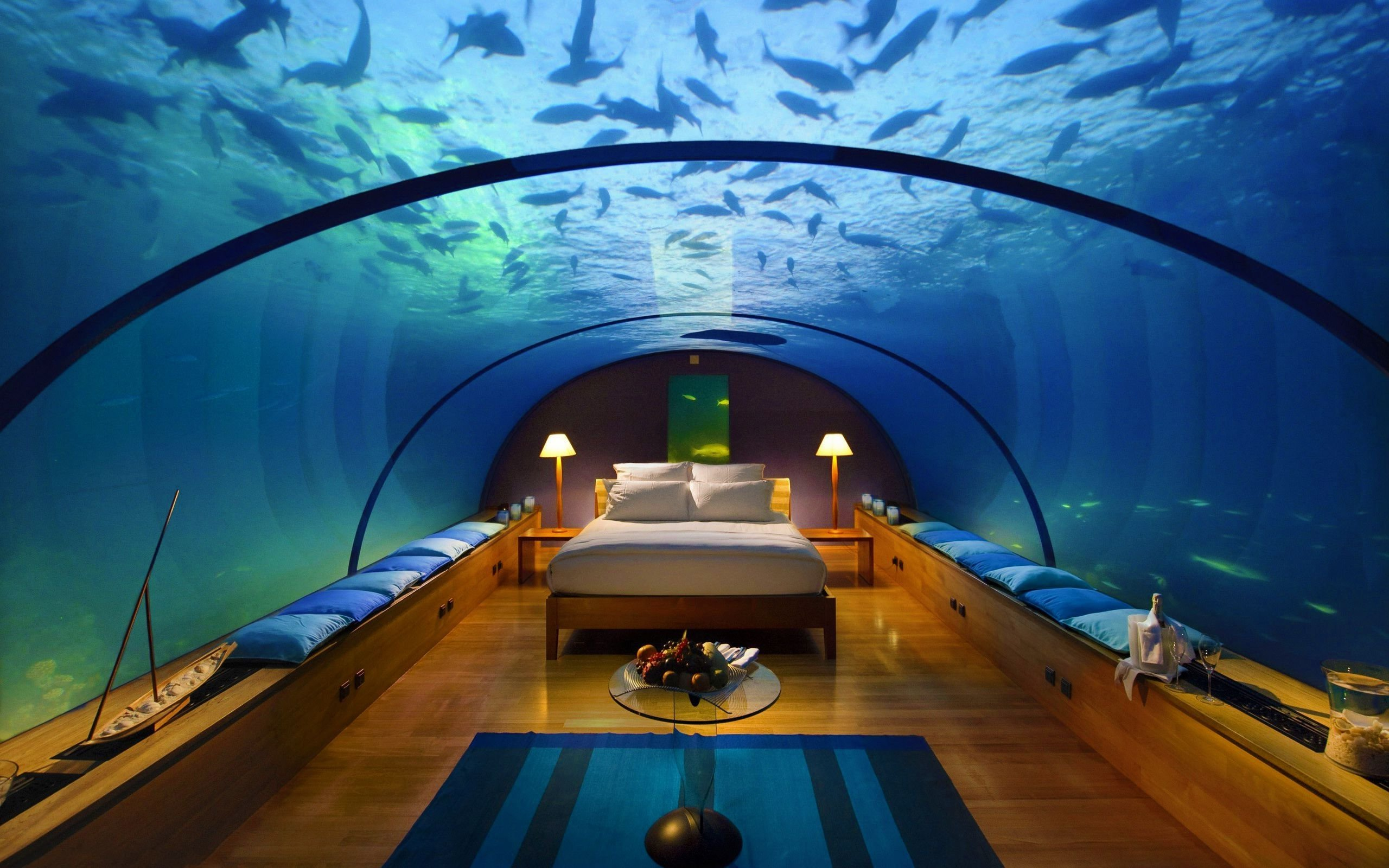 Best Underwater Bedroom Yes This Is Real For The Home With Pictures