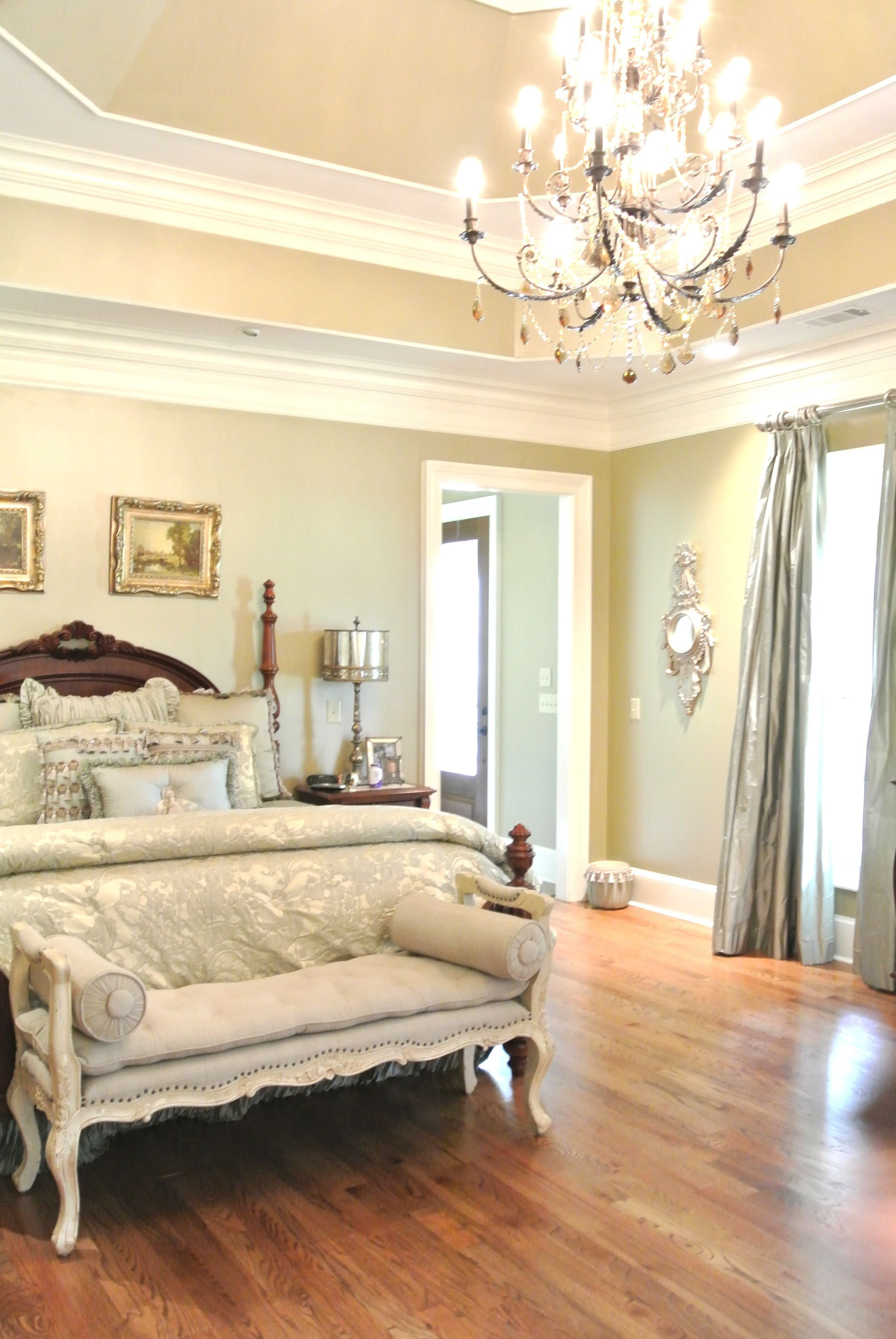Best Master Bedroom With Tray Ceiling Home Decor Pinterest With Pictures