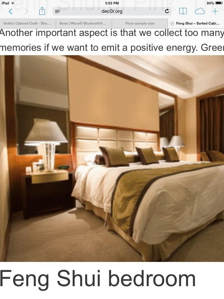 Best Fung Shui Take It To The Bedroom Pinterest With Pictures
