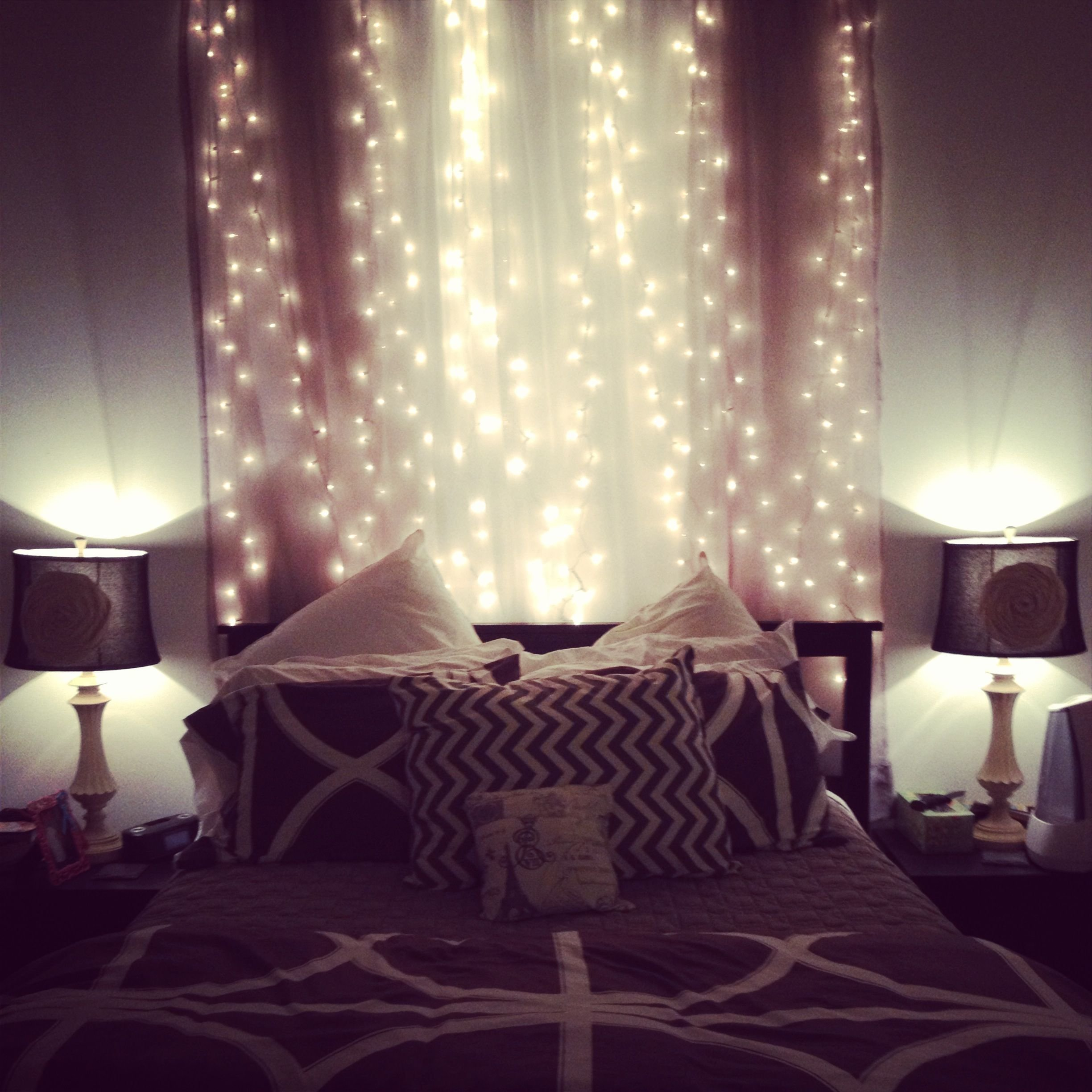 Best Fairy Lights In The Bedroom Olive S Board Pinterest With Pictures
