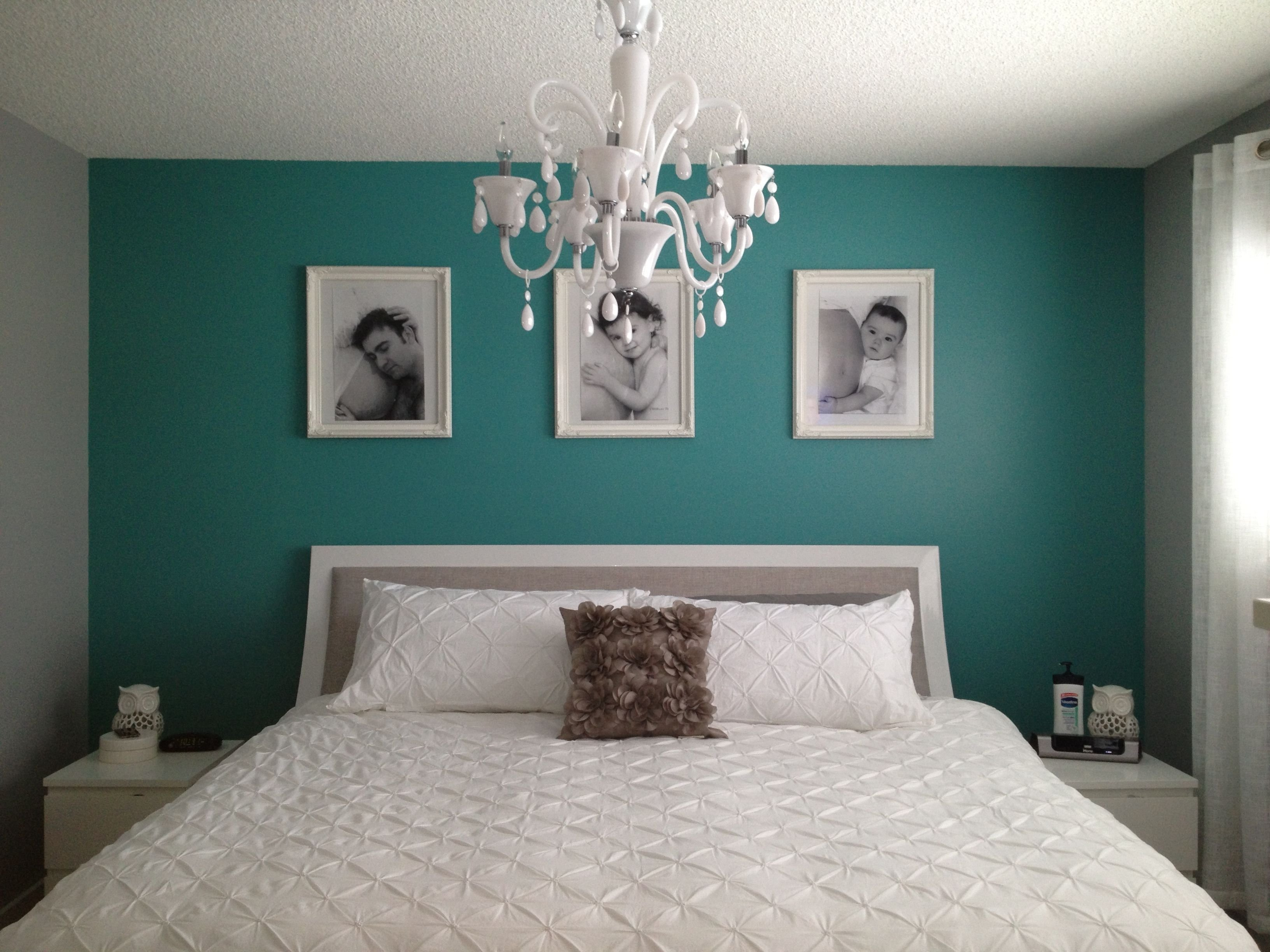 Best Grey And Teal Bedroom What I Want For My Room Pinterest With Pictures