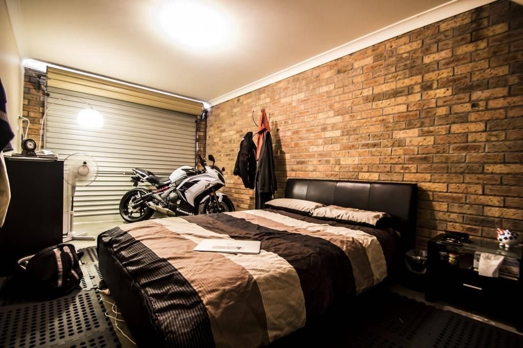 Best Converted Garage Bedroom Interior Ideas Pinterest With Pictures