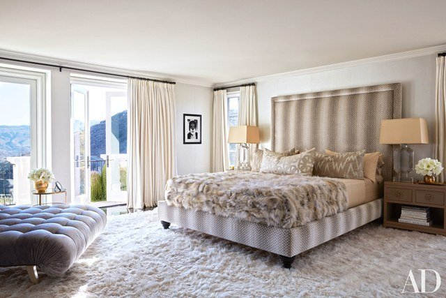 Best Design Advice From The Kardashians' Calabasas Homes Photos Architectural Digest With Pictures