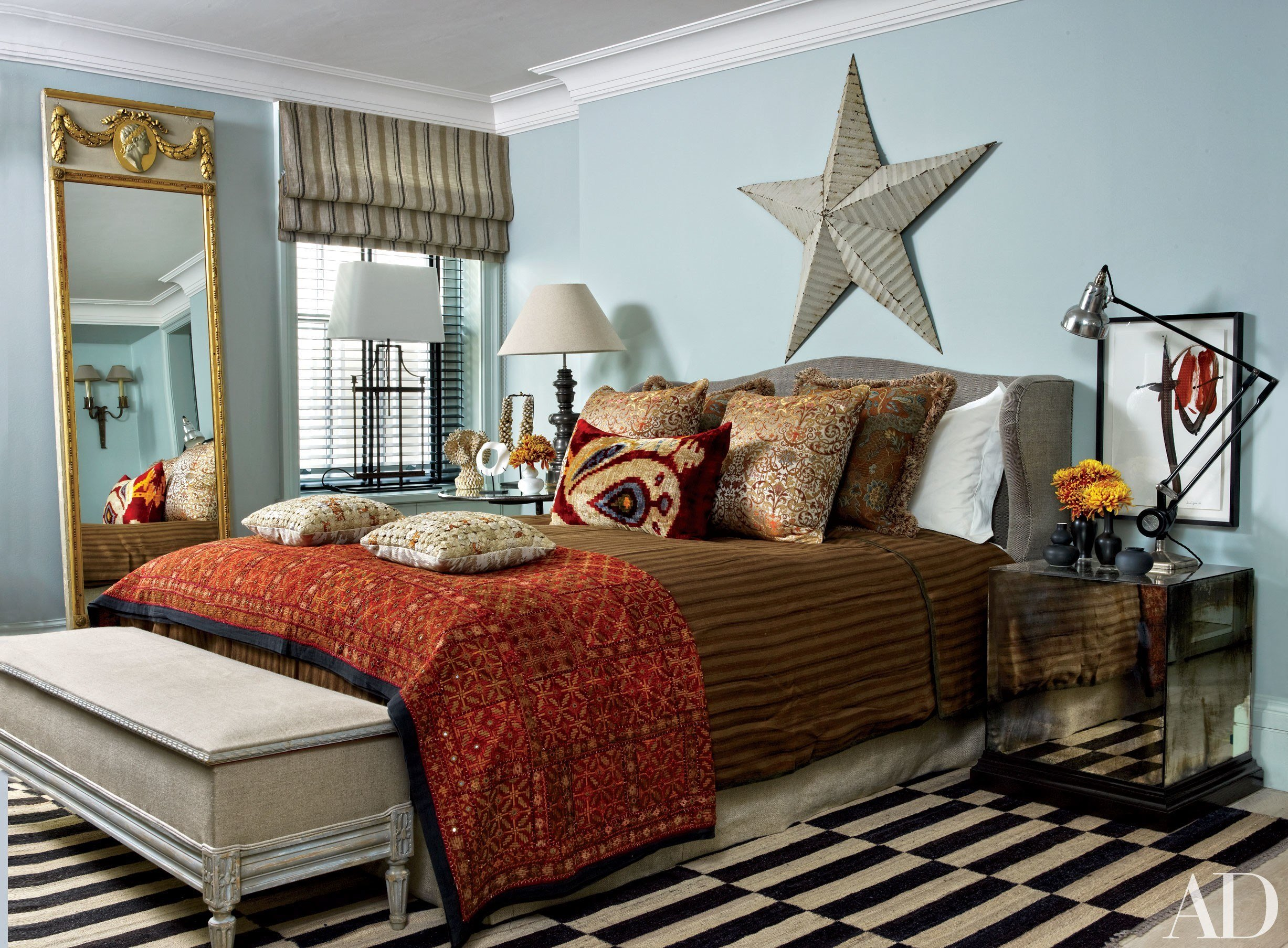 Best Bedroom Decorating Ideas From London Homes Photos With Pictures