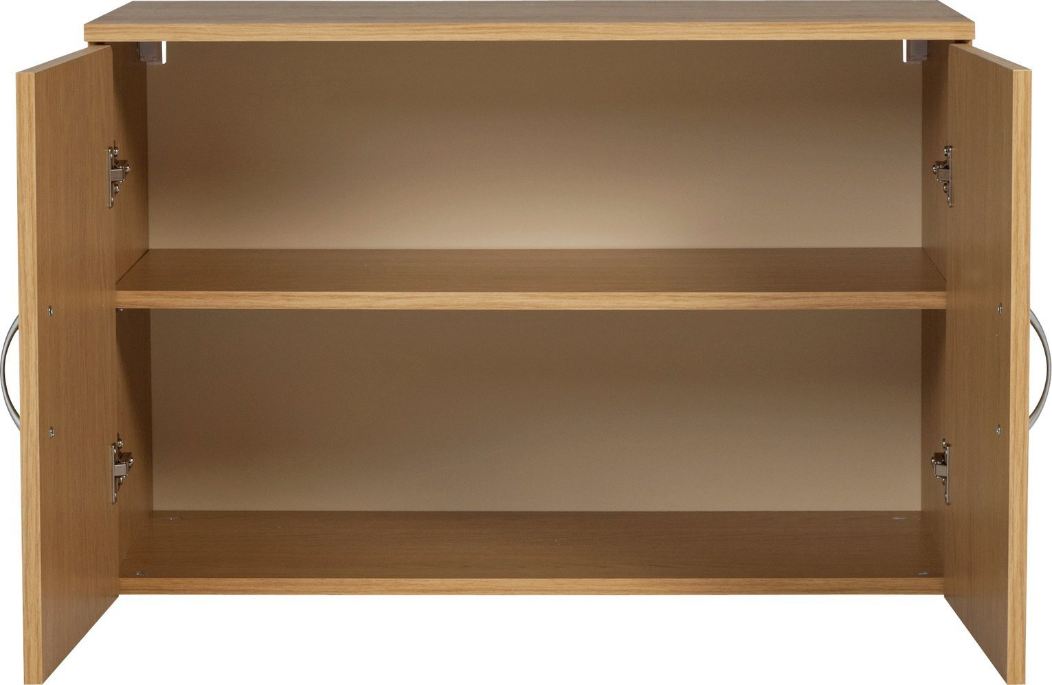 Best Buy Collection Cheval Overbed Cupboards Oak Effect At With Pictures