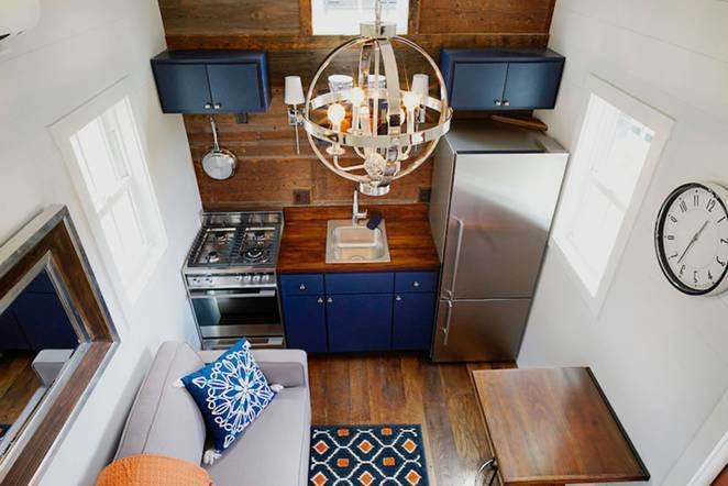 Best Spacious Two Bedroom Tiny House Is Fit For A Small Family With Pictures