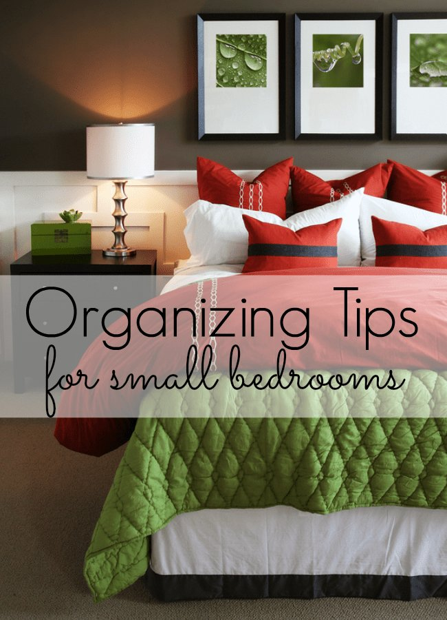 Best Organizing Small Bedrooms Myideasbedroom Com With Pictures
