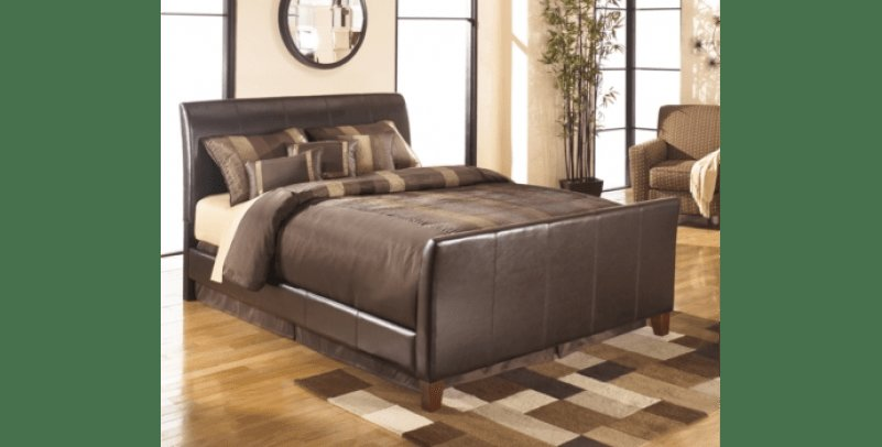 Best Ashley Furniture Ortanique Sleigh Headboard Bedroom Set In With Pictures