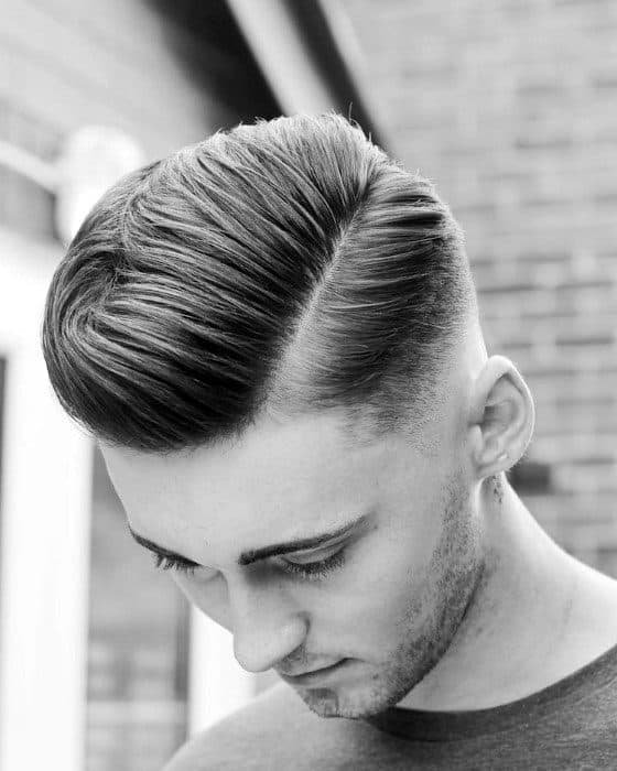Free Comb Over Haircut For Men 40 Classic Masculine Hairstyles Wallpaper
