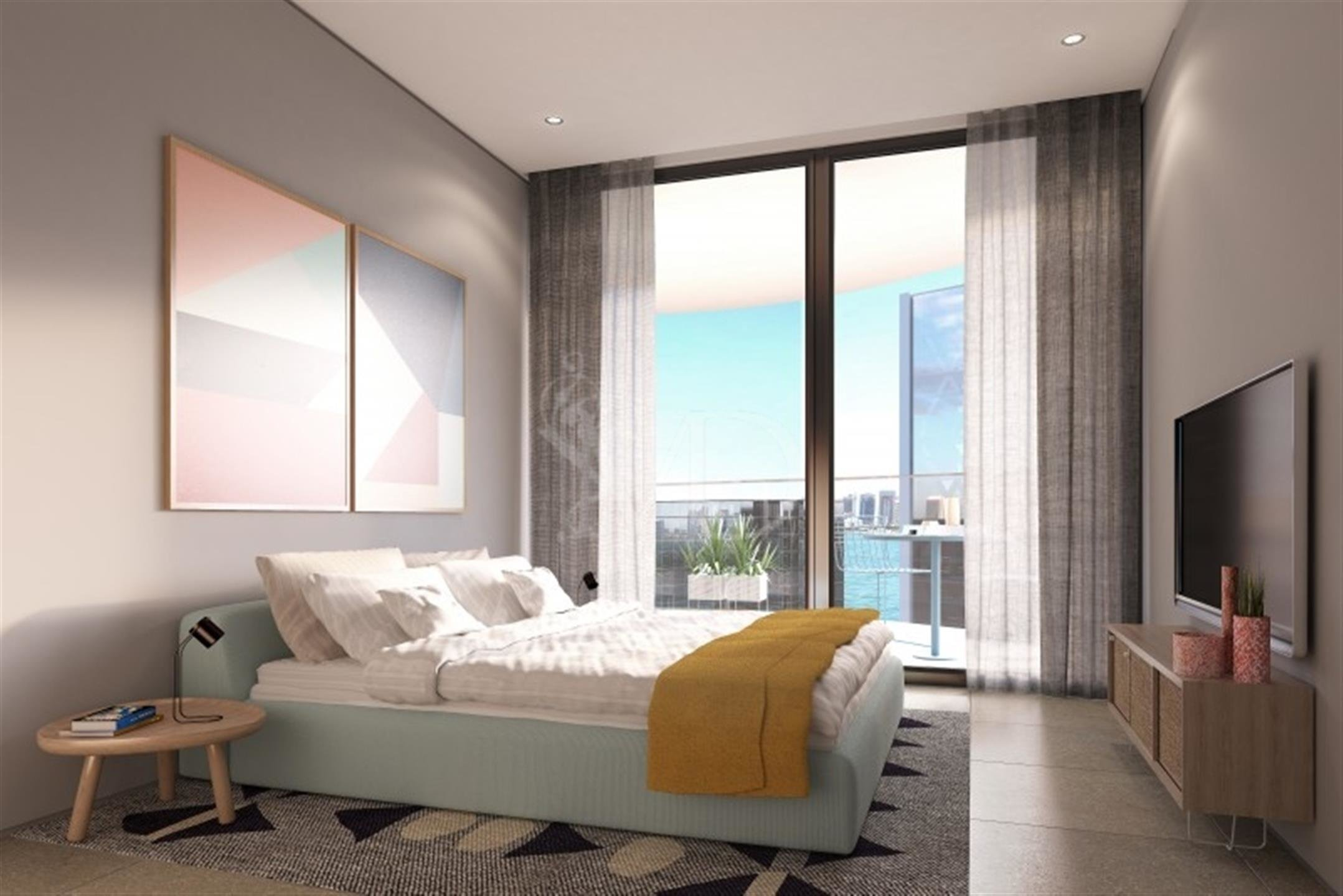Best 1 Bedroom Apartment For Sale In Meera Shams Tower 1 Al With Pictures