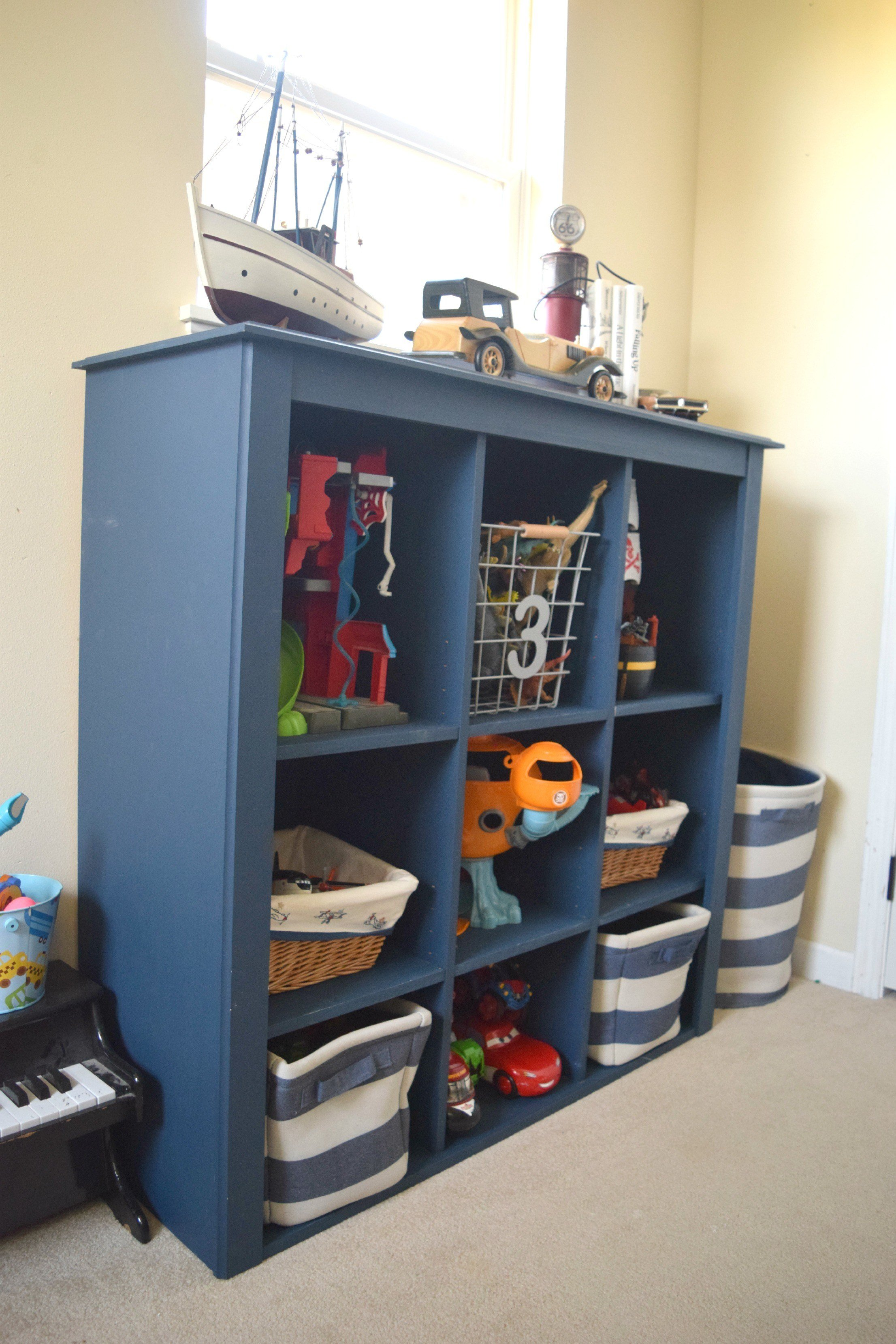 Best Toy Storage Bookshelf Redo • Our House Now A Home With Pictures