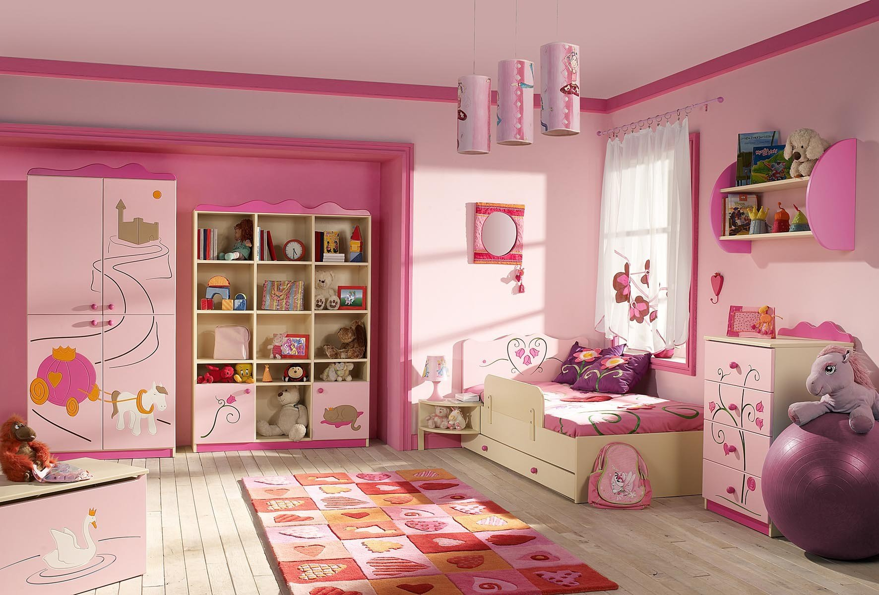 Best 15 Stylish Pink Girl S Bedroom Interior Design Ideas With Pictures