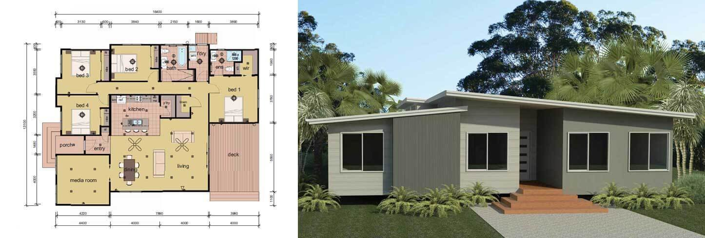 Best Four Bedroom Modular Homes 28 Images Lovely 4 Bedroom With Pictures
