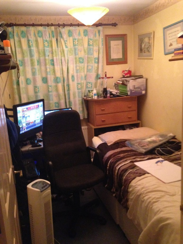 Best My Bedroom Work Area Xd By Greg1195 On Deviantart With Pictures