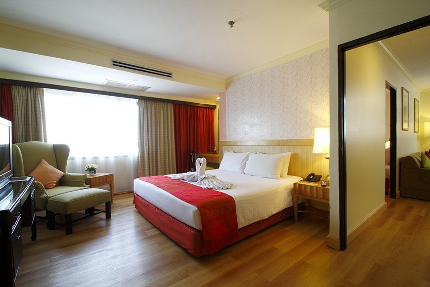Best Princeton Bangkok Princeton Suites 2 Bedroom With Pictures