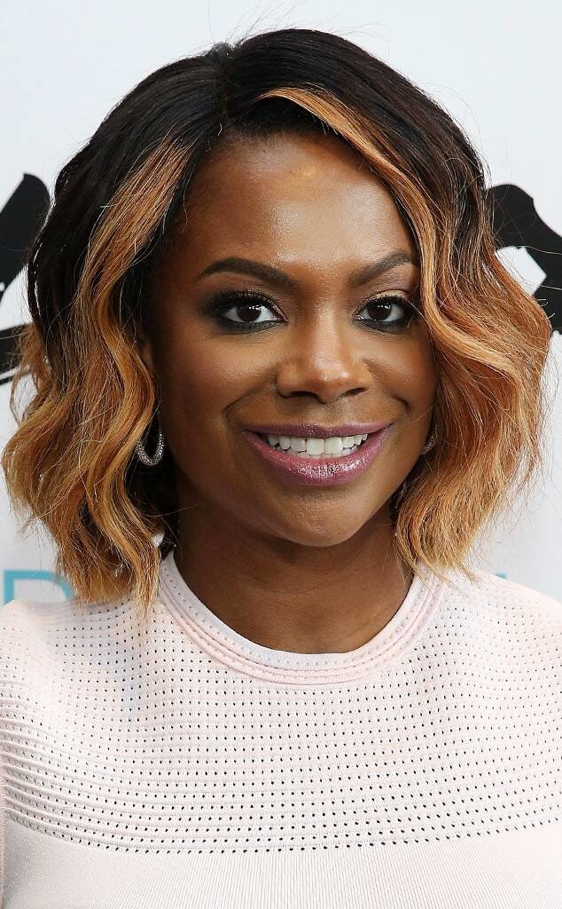 Free Kandi Burruss From Best Celebrity Short Hairstyles E News Wallpaper