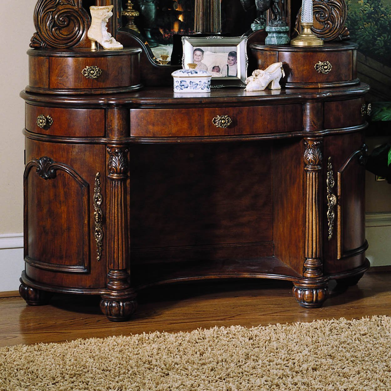 Best Pulaski Furniture Edwardian Collection Costco Bedroom Set With Pictures