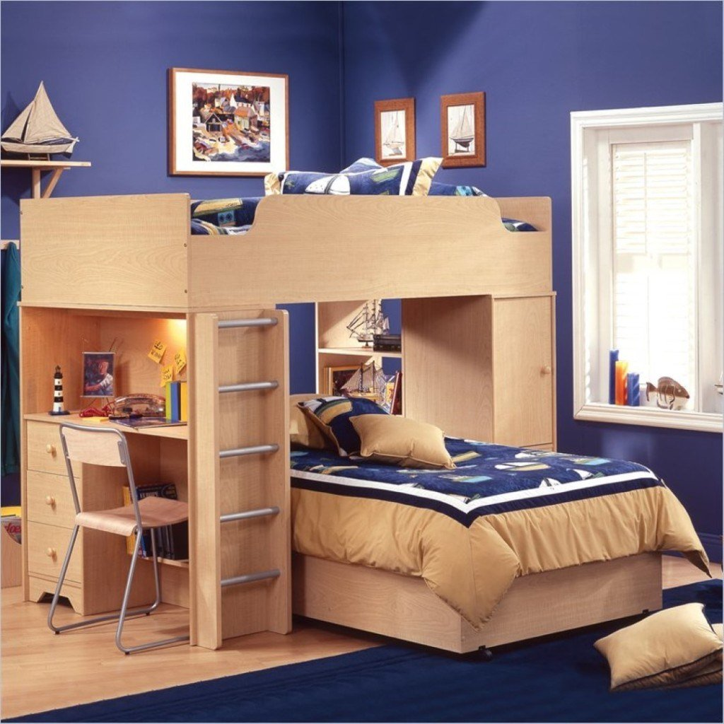 Best Interesting Bunk Beds Design Ideas For Boys And Girls With Pictures
