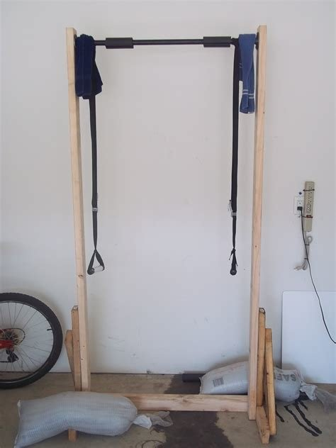 Best Beyond The 5K Make Free Standing Pull Up Bar From 2X4 S With Pictures
