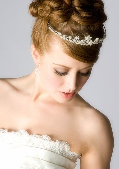 Free Princess Bridal Hairstyles With The Crown Jewels Wallpaper