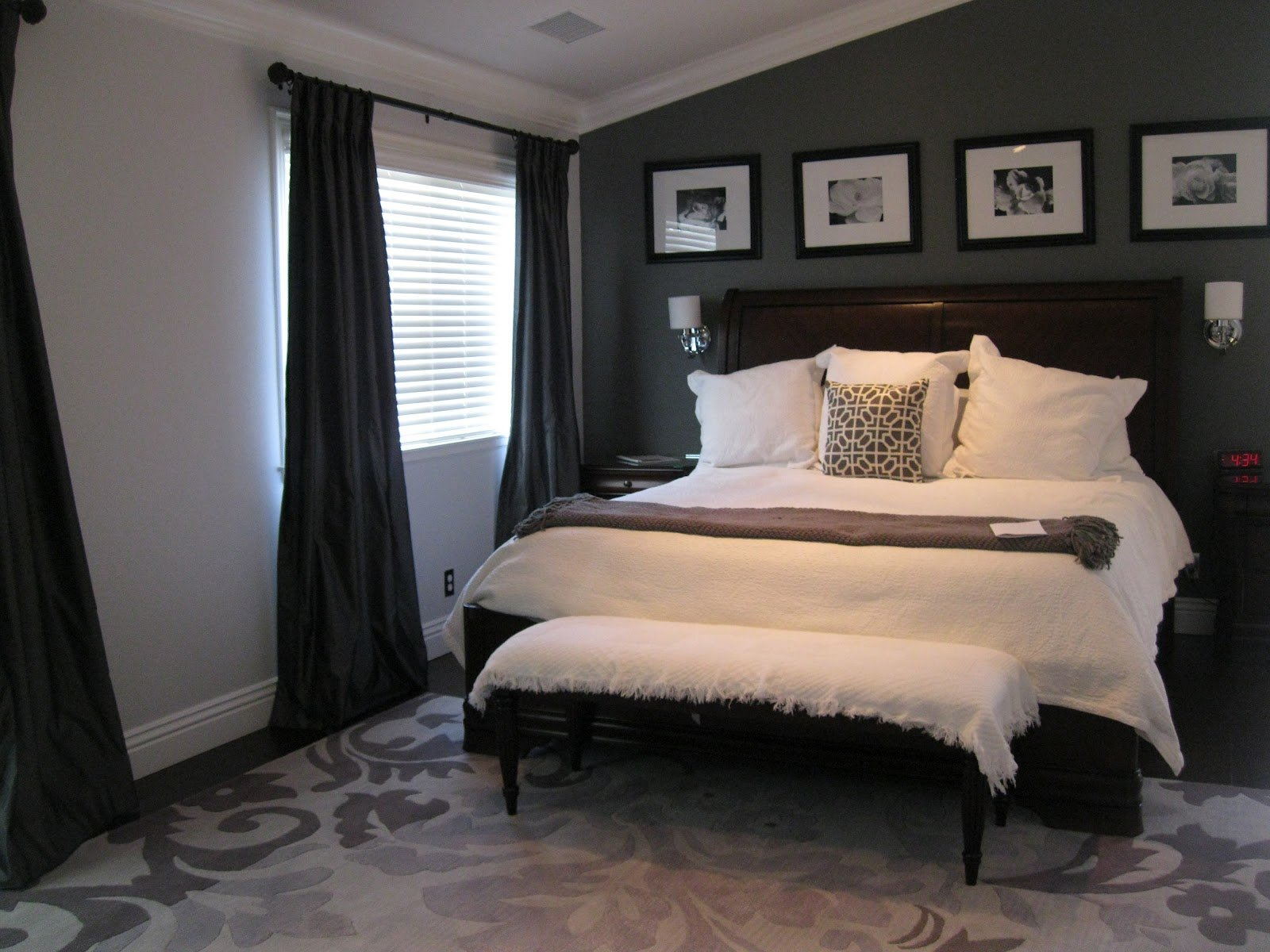 Best C B I D Home Decor And Design Charcoal Gray Master Suite With Pictures