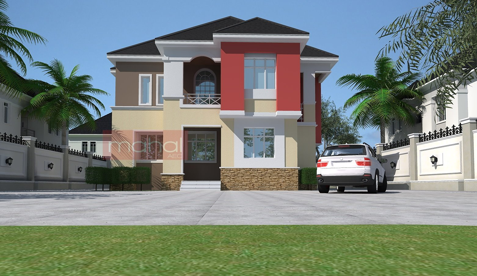 Best Contemporary Nigerian Residential Architecture Nwoko With Pictures