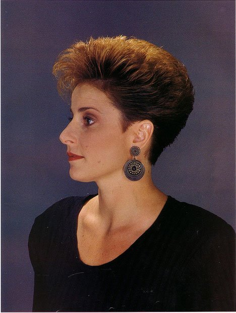 Free Celebrity Hairstyle Short Styles Of The 80 S Wallpaper