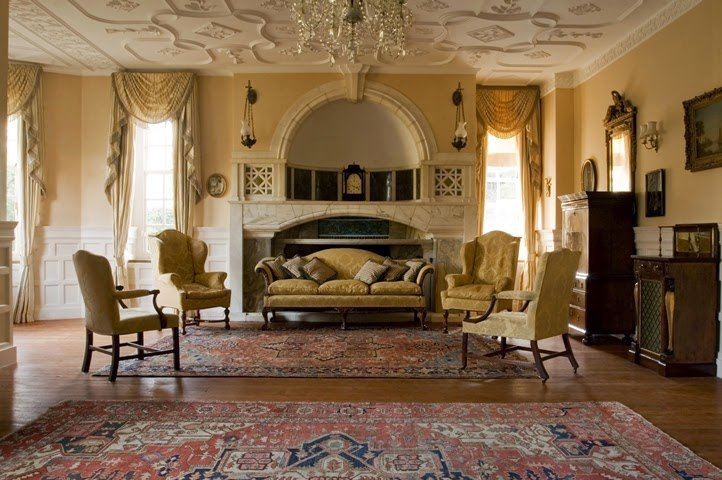 Best Victorian Farmhouse Interior Paint Colors With Pictures