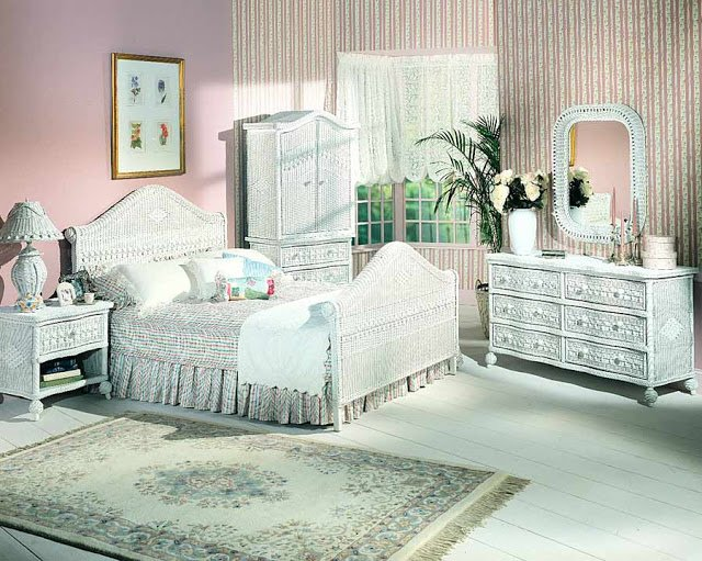 Best Girls Bedroom Furniture Sets Cozy Pinkbungalow With Pictures