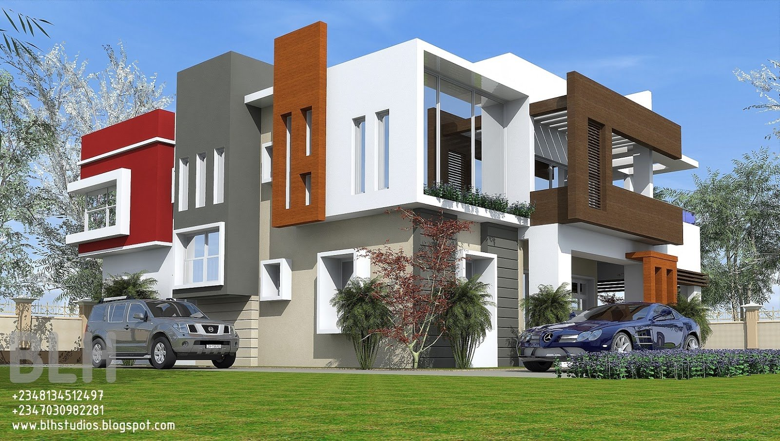 Best Architectural Designs By Blacklakehouse 5 Bedroom Duplex With Pictures