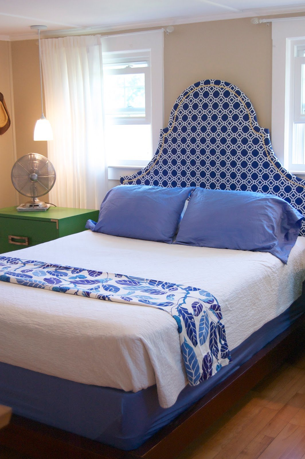 Best Seaside Shelter Preppy Bedroom Update With Pictures