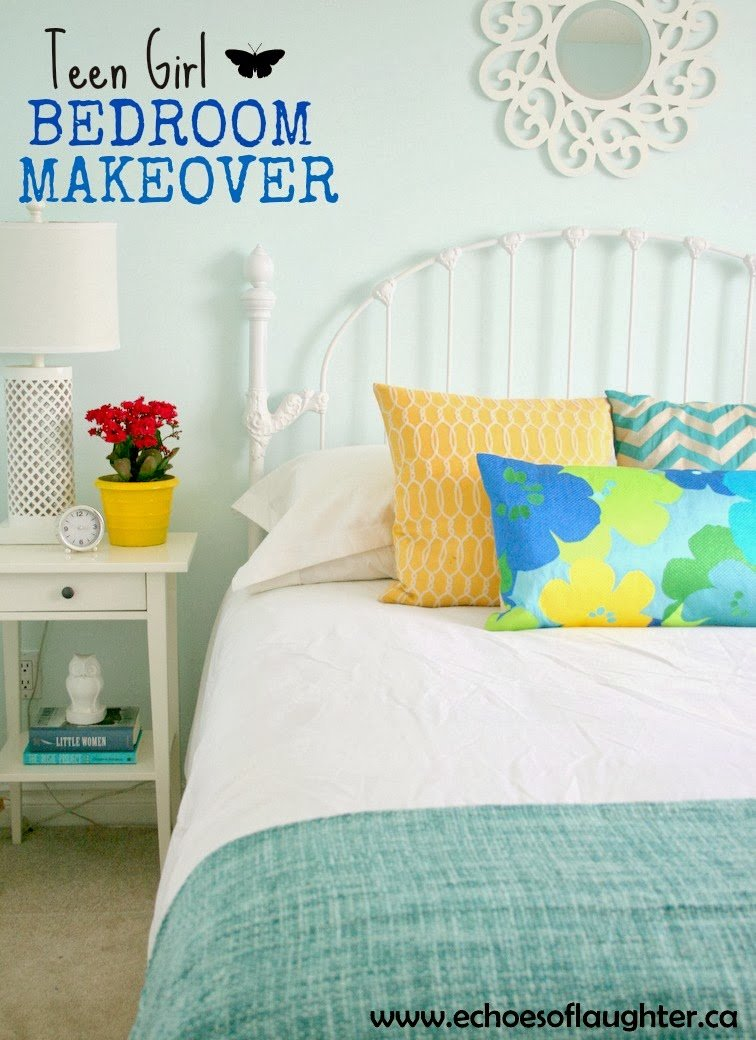 Best T**N Girl Bedroom Makeover Echoes Of Laughter With Pictures
