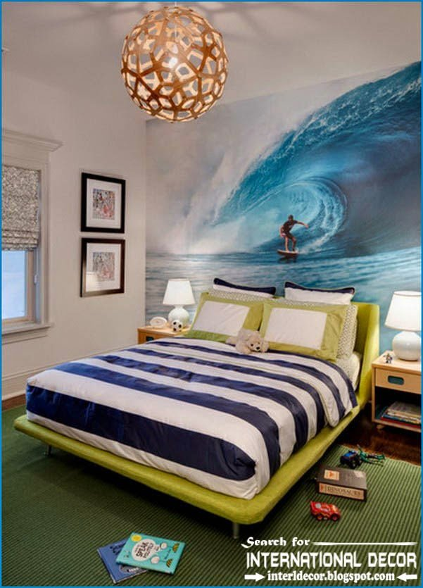 Best 15 Attractive T**N Boys Room Decor Ideas With Pictures