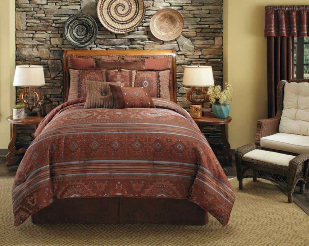 Best Southwest Style Comforters And Native American Indian With Pictures