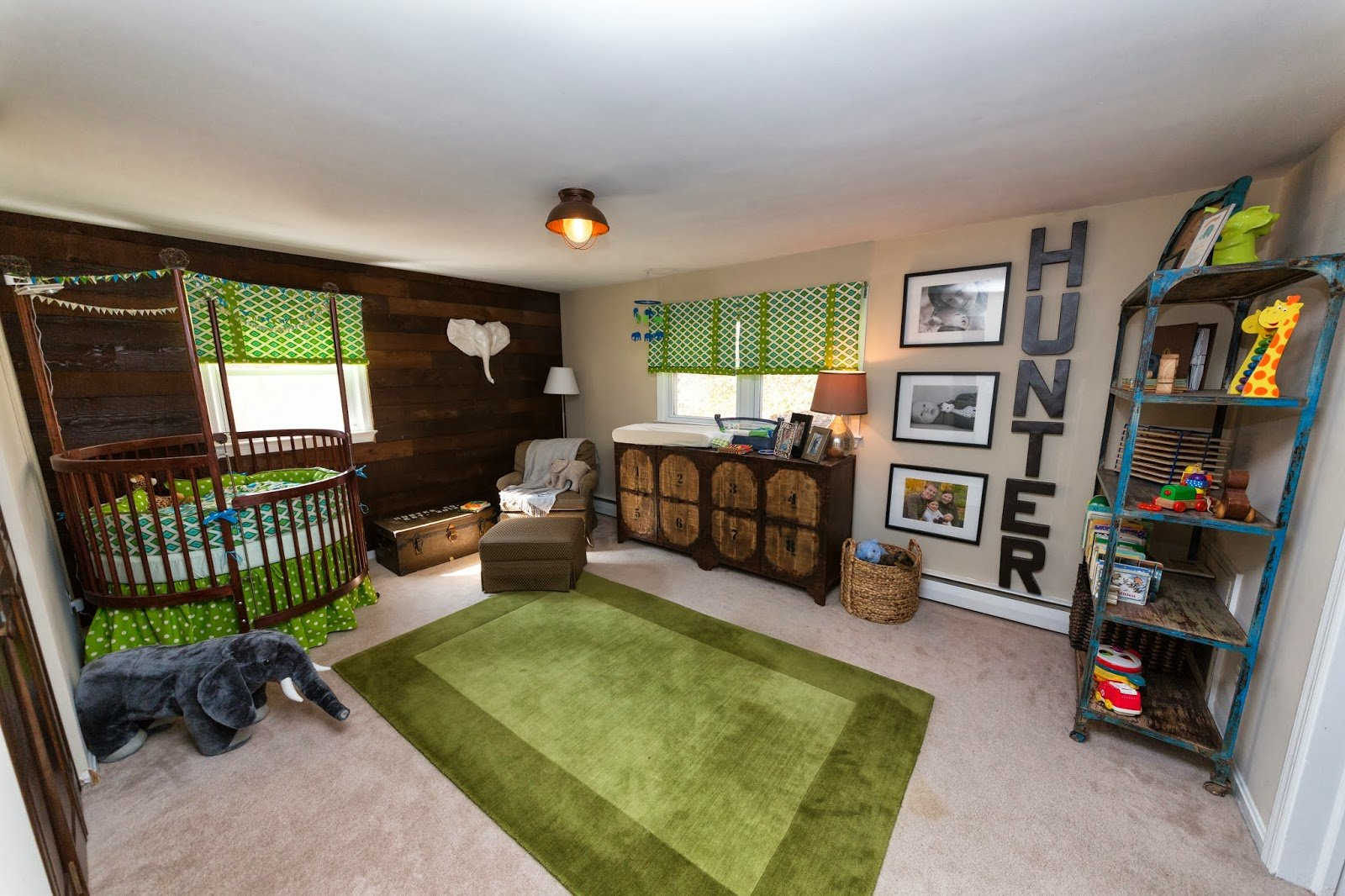 Best Food Laughter And Happily Ever After Hunter S Bedroom Reveal With Pictures