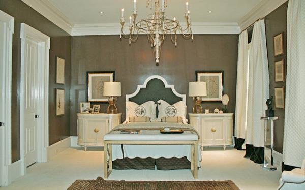 Best Vintage Fl**Zy Old Hollywood Regency Style Master Suite With Pictures