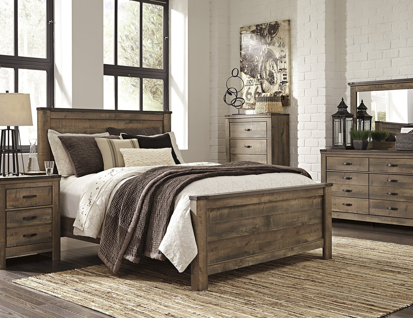 Best Queen Bedroom Sets Cheap Under 500 Brantley 5Piece Queen With Pictures