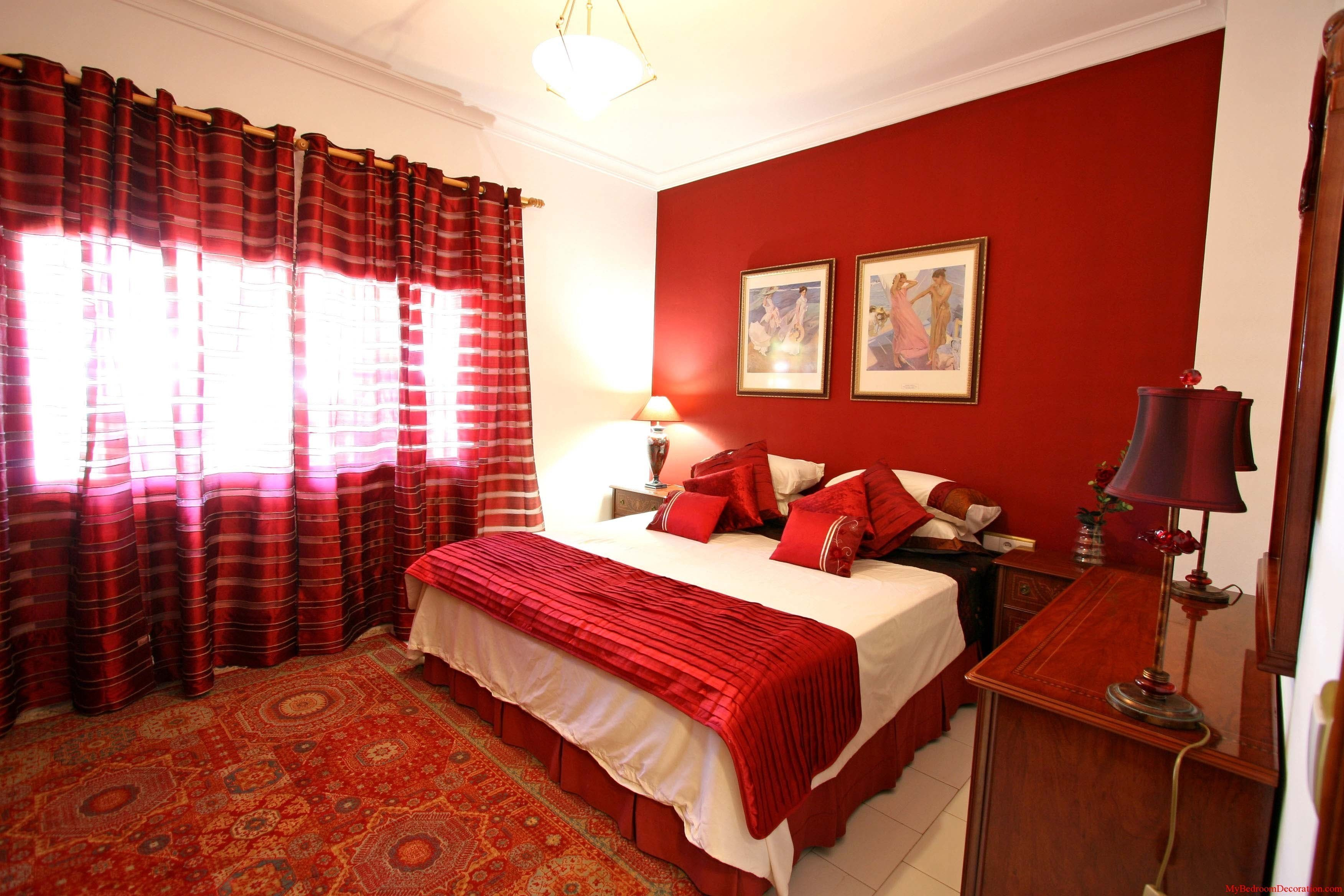 Best Red And Cream Bedroom Ideas Accessories Black White Party With Pictures
