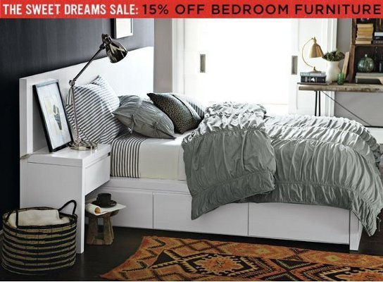 Best West Elm S Sweet Dreams Sale 15 Off Bedroom Furniture With Pictures