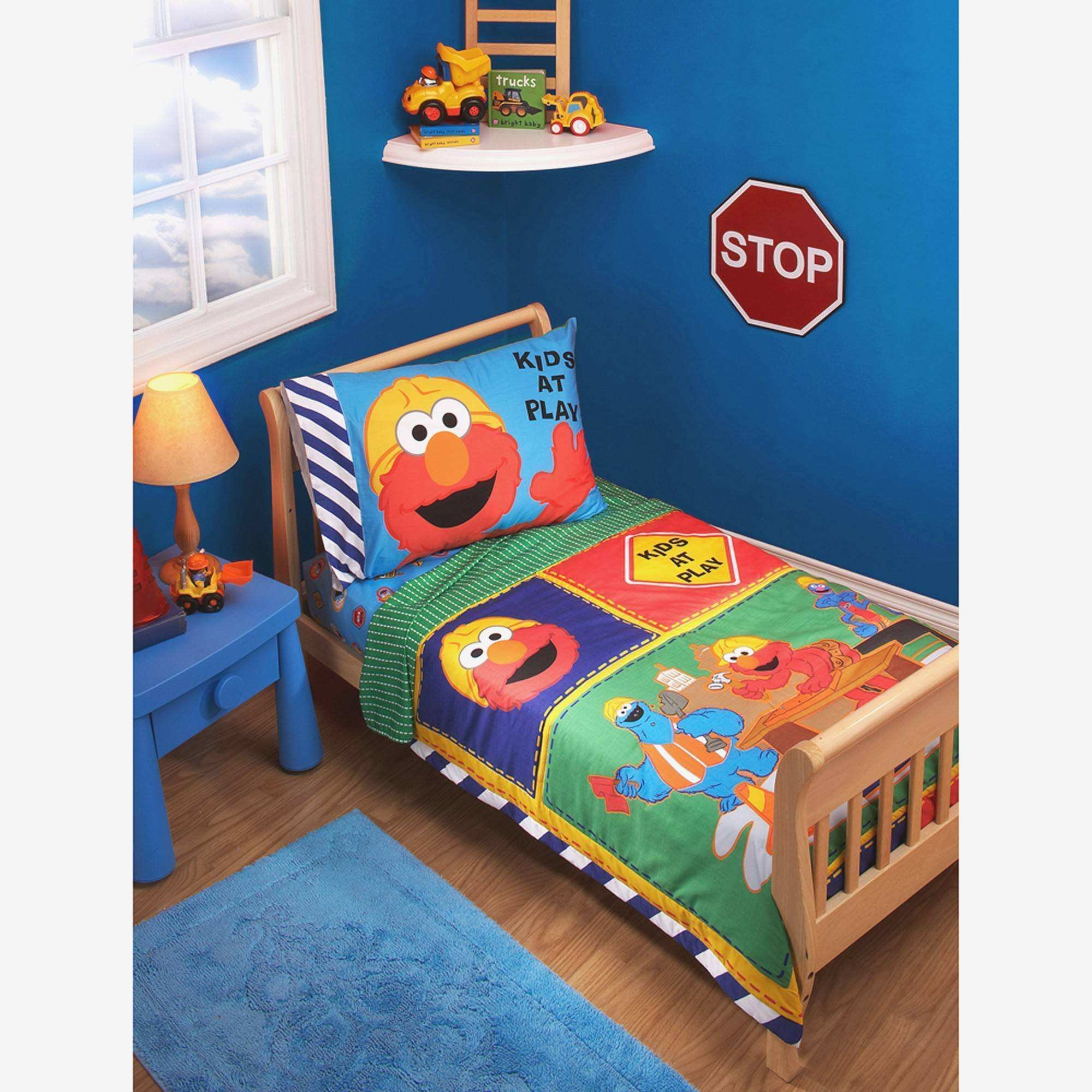 Best The Most Amazing And Gorgeous Elmo Bedroom Set With Regard With Pictures