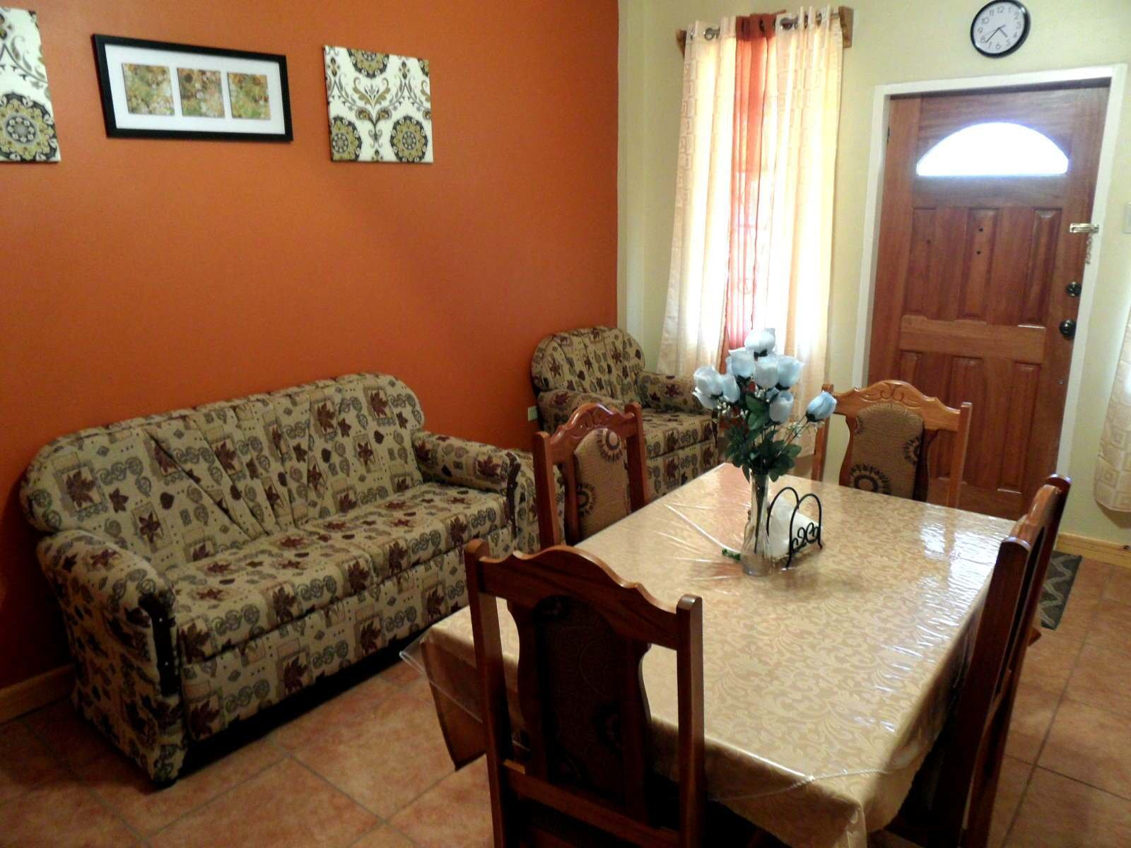 Best Cds Real Estate Trinidad And Tobago Nightingale Apartment Rentals Tobago Seating Area With Pictures