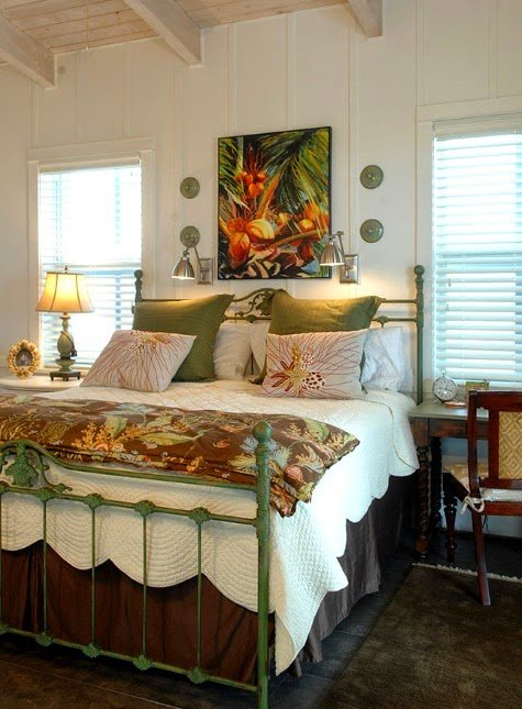 Best Warm Coastal Home With A Tropical Nautical Theme With Pictures