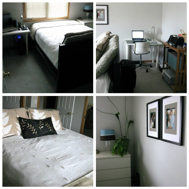 Best Beginner Beans Small Space Bedroom Office Layout With Pictures