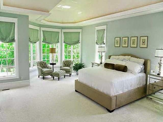Best Relaxing Interior Paint Colors With Pictures