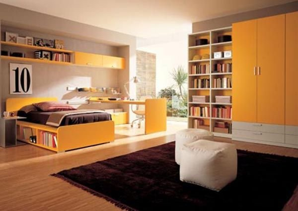 Best Home Interior Design Ideas For The Bedroom Of Teenage With Pictures